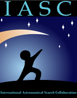 International Astronomical Search Collaboration (IASC)